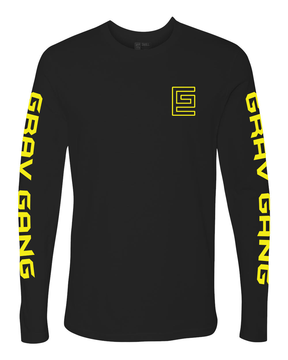 Grav Gang Long Sleeve Tee - Gravitated Equations Clothing & Apparel