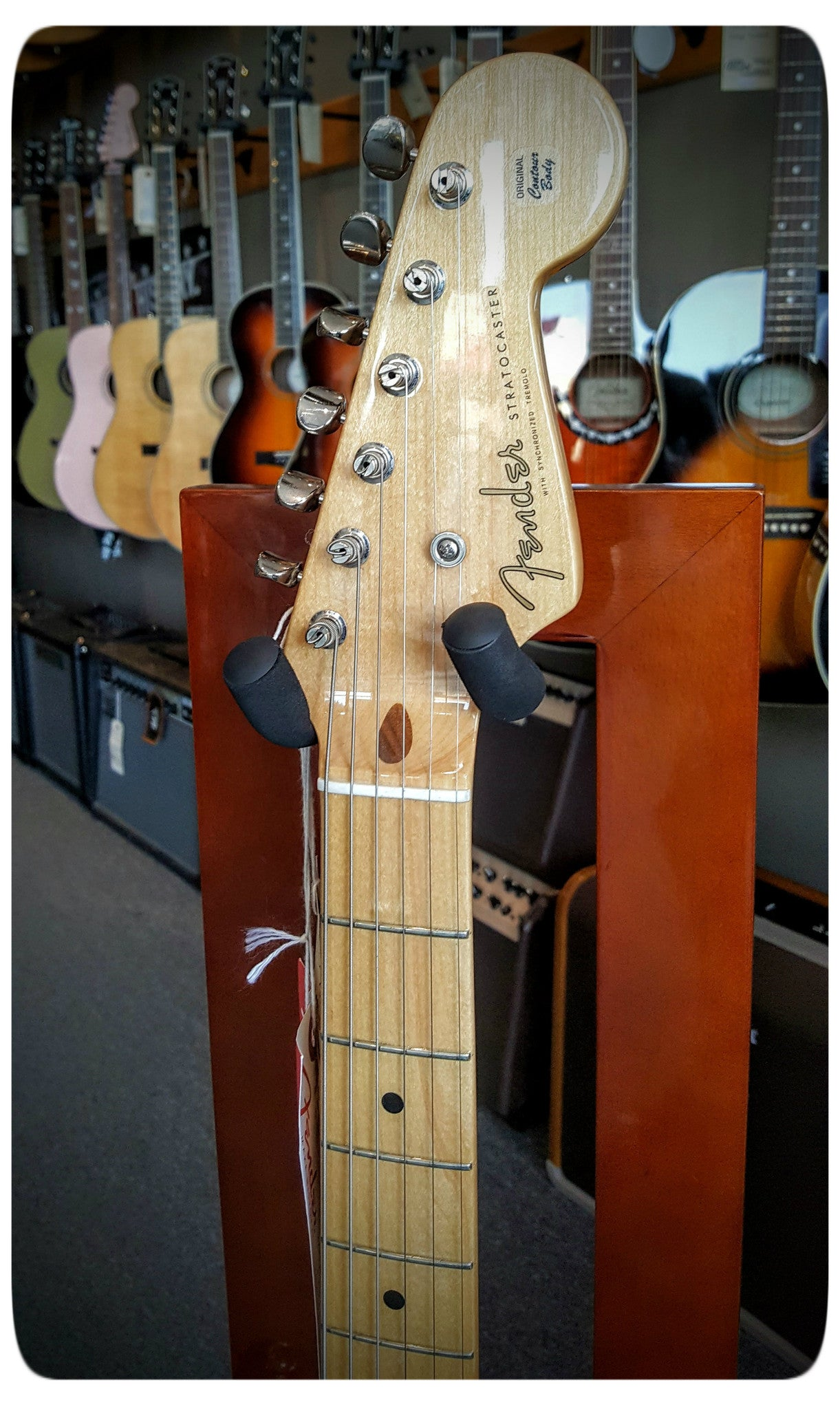 Fender American Vintage Stratocaster® 1954 60th Anniversary