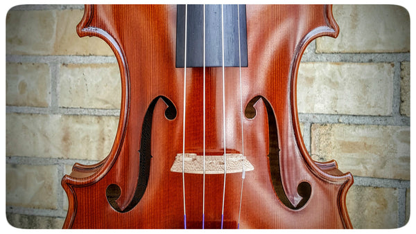 Roth Concert Series 53 - Guarneri model 1734