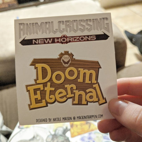 Doom Crossing: Eternal Horizons
