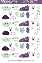 Tiny Sticker Sheets
