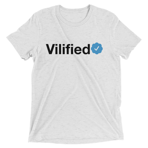 Twitter Vilified