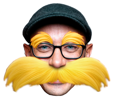Tobi Lorax Sticker
