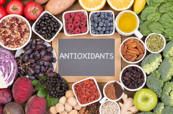 All About Antioxidants in Skincare - And Why You Should Care.