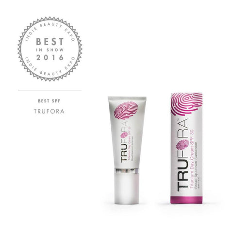 "Indie Beauty Expo Awards Names Trufora ""Best SPF"""