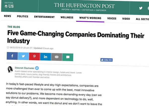 Five Game-Changing Companies Dominating Their Industry - Trufora