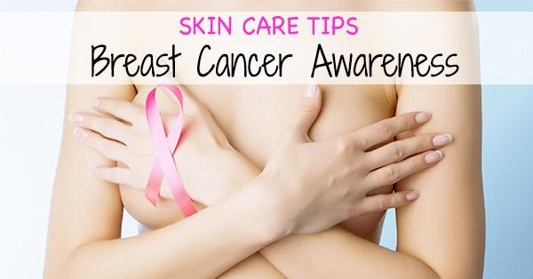 Skin Care Tips for Breast Cancer Awareness Month - Trufora
