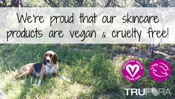 Proudly Cruelty-free skincare