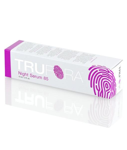 2 Piece Treatment System: Day & Night Serums - Skincare System - Trufora