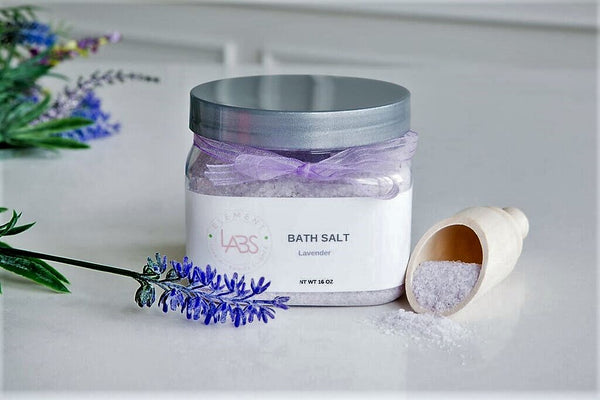 Bath Soaks and Body Scrubs