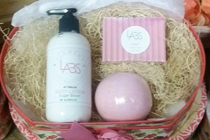 Bath Trio Gift Set