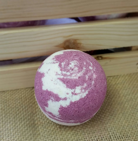 Bath Bomb, Black Currant & Vanilla