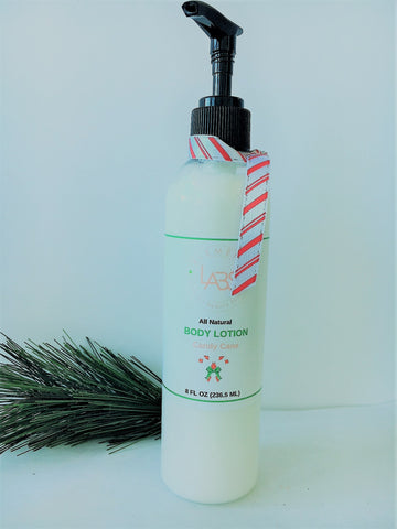 Body Lotion, Peppermint Candy