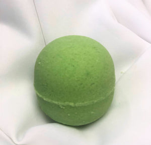 Green Tea & Lemongrass Bath Bomb