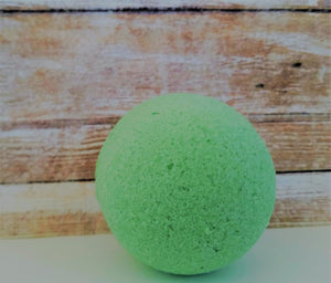 Spiced Pear Bath Bomb