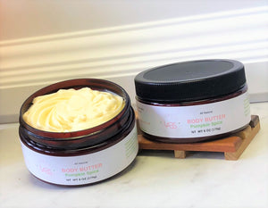 Body Butter, Island Hibiscus