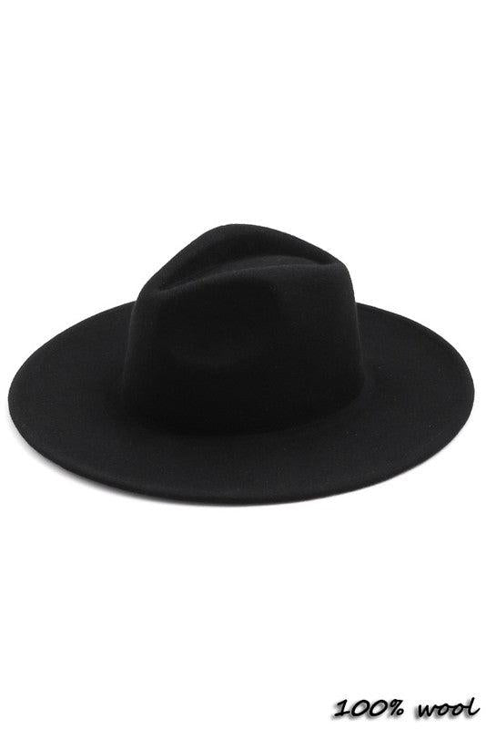 Top It Off- Black Hat