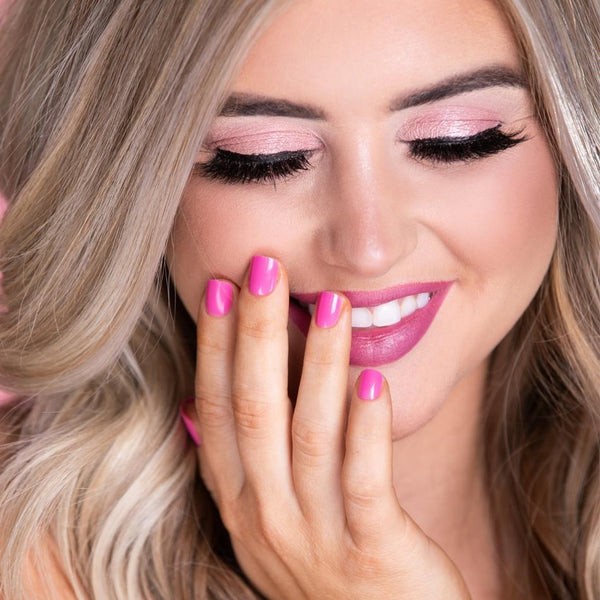Pretty In Pink - Petite Nail Dashes