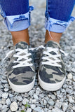 They Just Go- {Camo} & {Leopard} Tennis Shoe/Flat