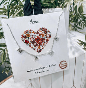 MAMA {Gold & Silver} Necklace