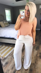 Not To Blame- Palazzo Pants