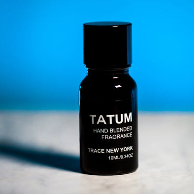 TATUM FRAGRANCE OIL 10ML BOTTLE BY TRACE NEW YORK LLC