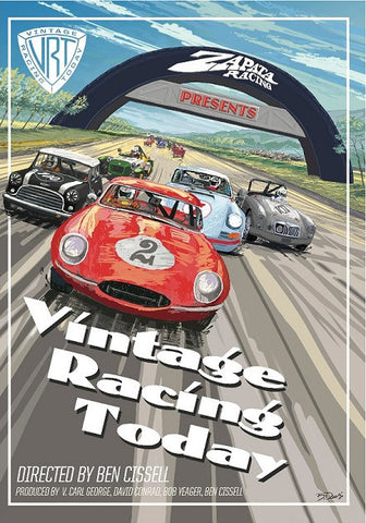 Vintage Racing Today DVD