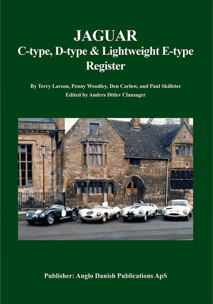 Jaguar C-Type and D-Type Register