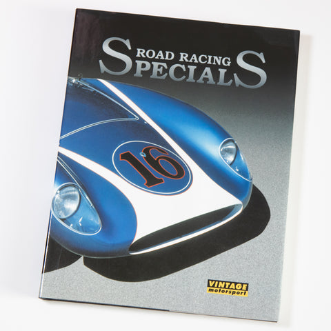 Road Racing Specials Book