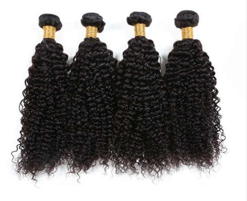 4 Brazilian Remy Hair Extension bundles