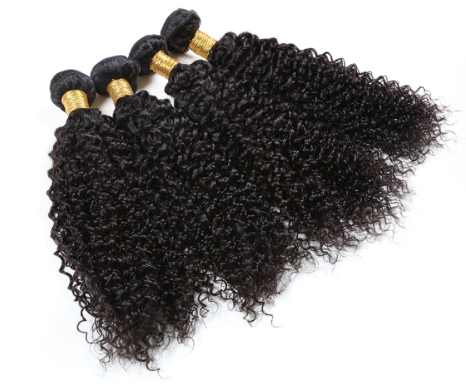 4 bundles of Brazilian Remy Hair Extensions