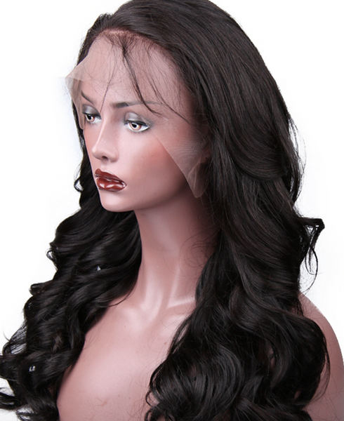 Side view of Loose Wave 360 frontal