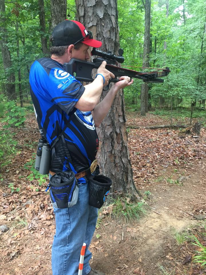 CAMX Shooter Scott Tozier Wins IBO World Championship