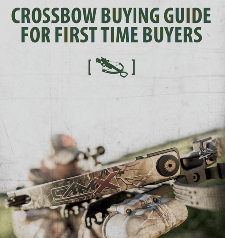 Crossbows 101: A First Time Buyers Guide – CamX Crossbows
