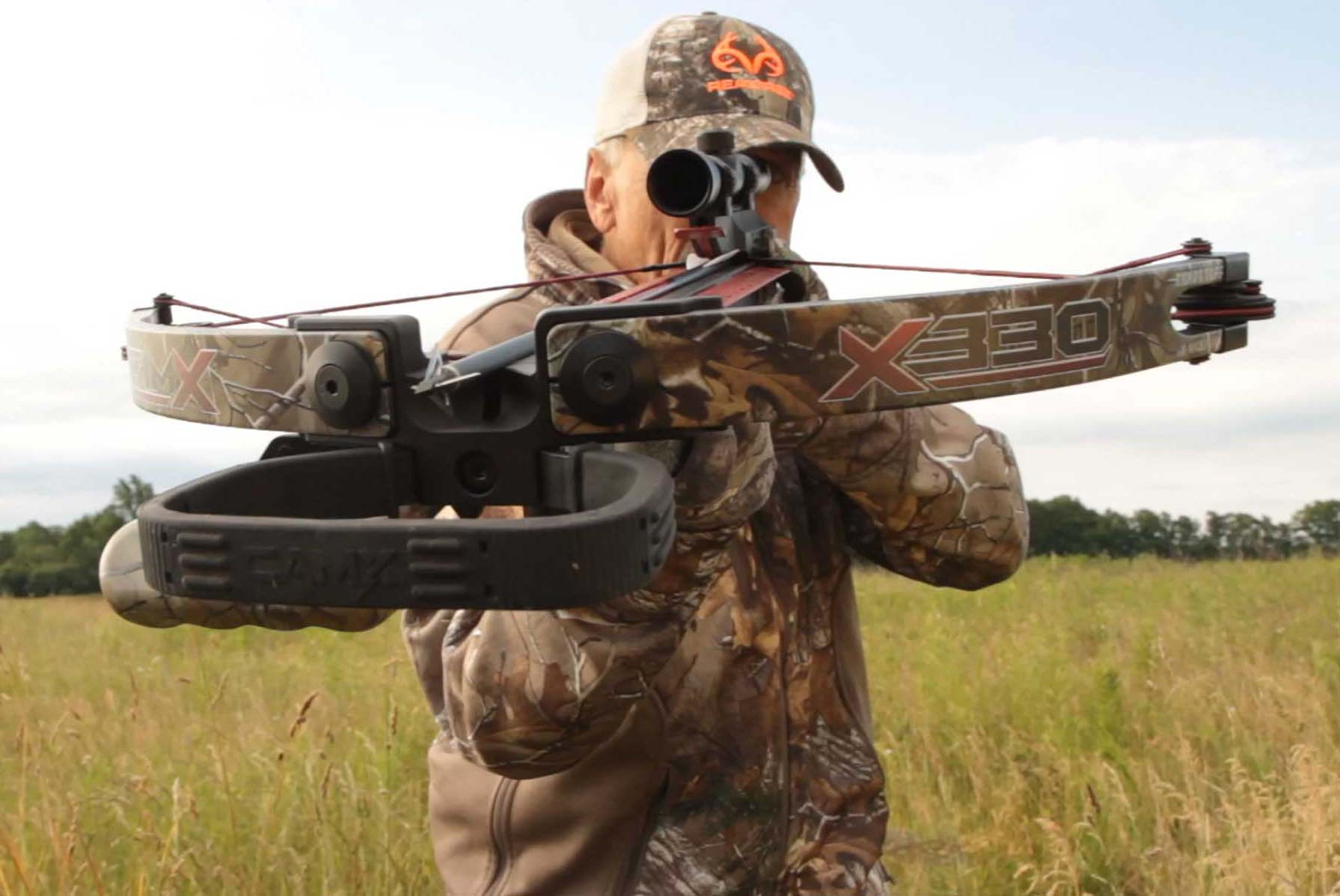 CAMX Crossbows - X330 Built like not other