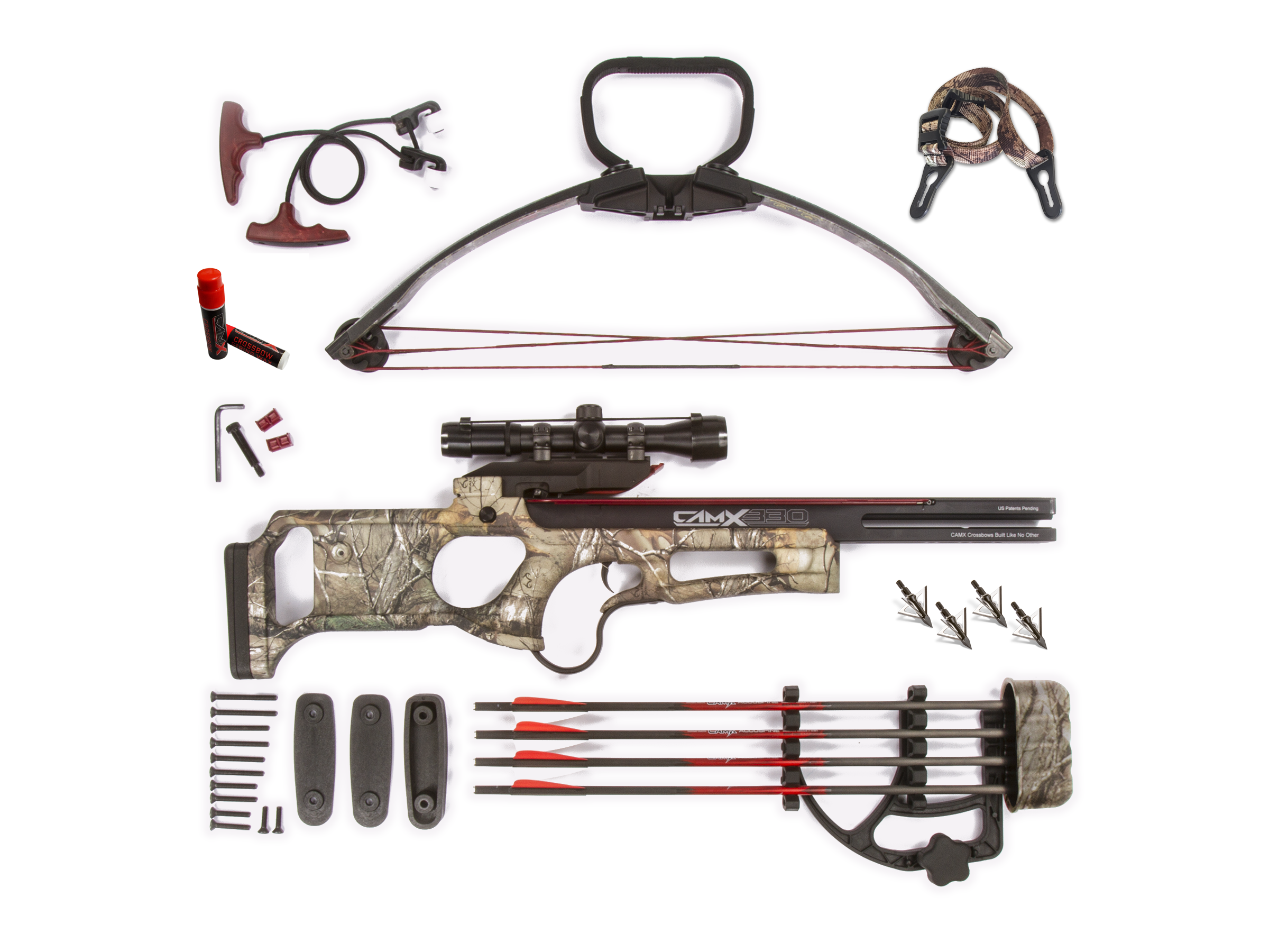 CAMX Crossbows - Hunting Package