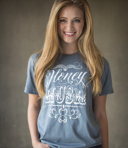 Honey Hush short sleeve tee Graphic Southern shirt