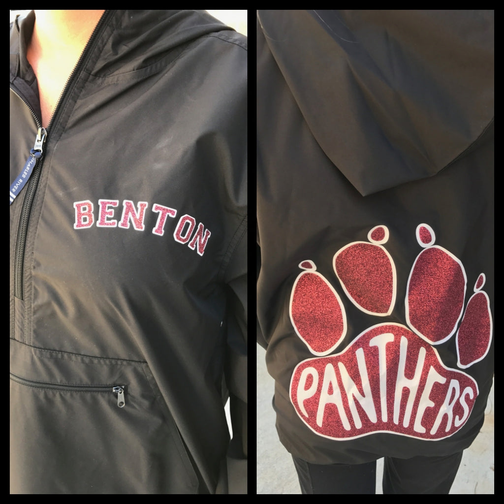 Benton Panthers Light weight Jacket