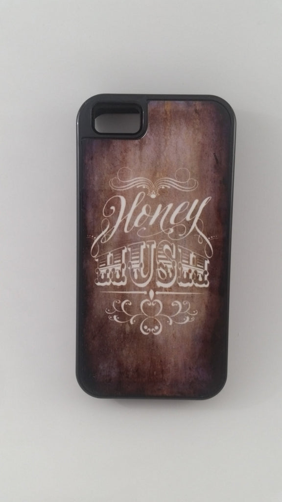 Honey Hush Phone Tough Case iphone 5s, 6, 6s, 6plus 6+ Samsung s5, s6, note Country Backroads