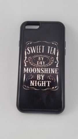 Sweet Tea by Day Phone Tough Case iPhone and Samsung