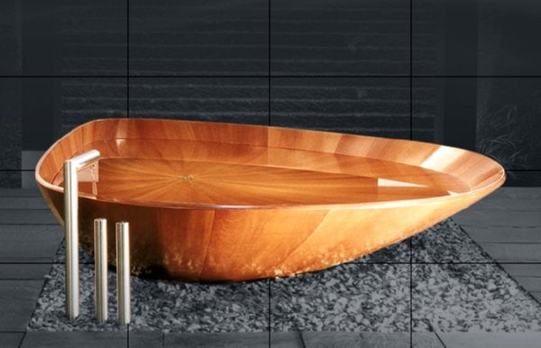 Wooden Bathtubs And Its Pros & Cons
