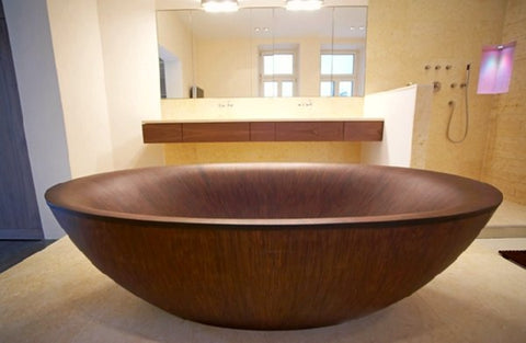 Wooden Bathtubs And Its Pros & Cons – TubCubby