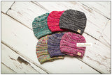 Kids CC Speckled Beanies