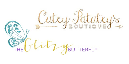 The Glitzy Butterfly & Cutey Patutey's Boutique