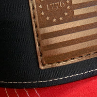 Independence Day American Flag Hats