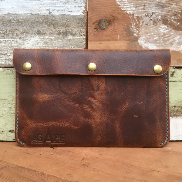 Leather iPad/Tablet and Laptop Case