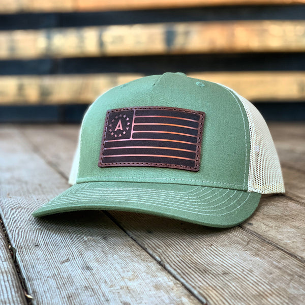 Agape Flag Hat