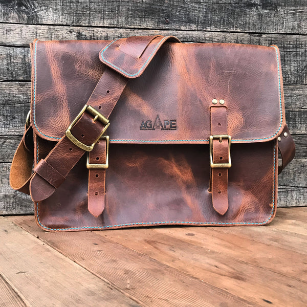 Tanis Deluxe Messenger Bag