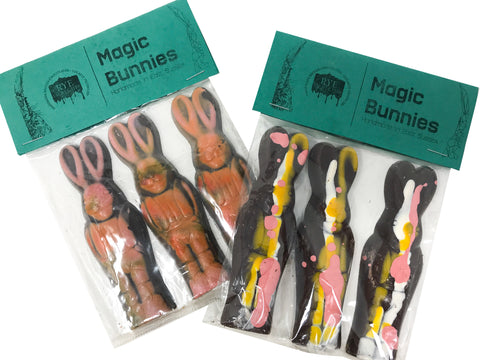 Magic Bunnies - Handmade Chocolate