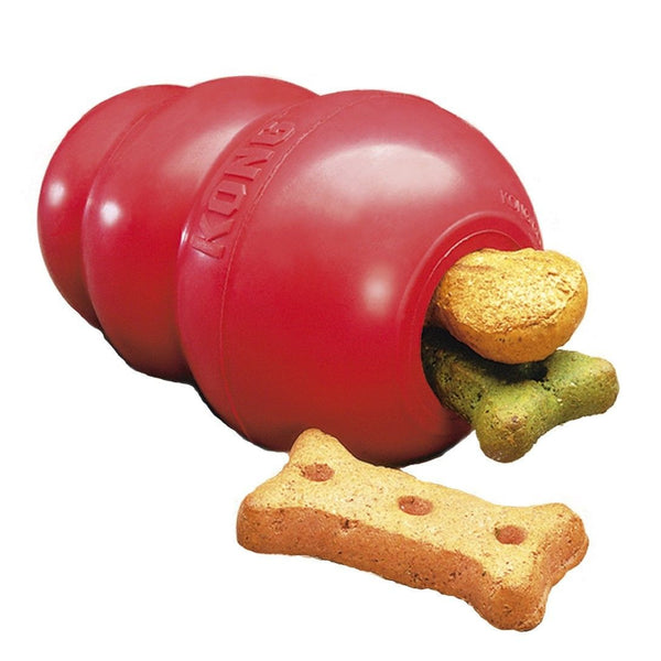 Classic KONG Dog Toy - 4Paws